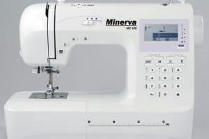 Minerva MC 440 швейно - вышивальная машина