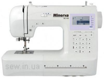 Электронная швейная машина Minerva MC 400