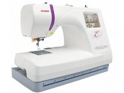 Вышивальная машинка Janome