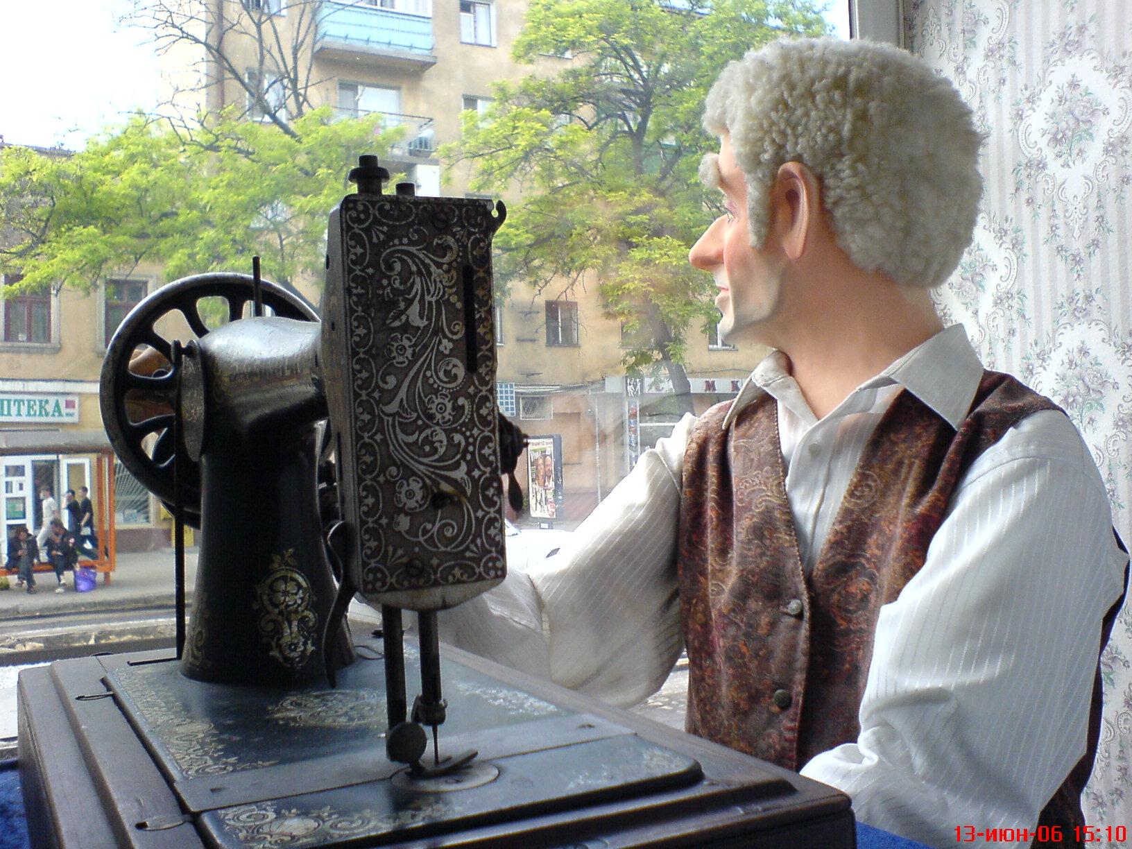 Швейная техника в интернет-магазине