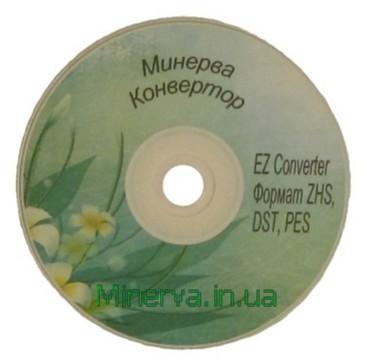 Вышивальные программы на Minerva 440
