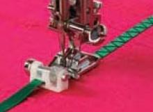 Лапка для пришивания тесьмы