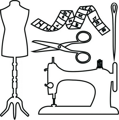 эскиз швейного изделия это: