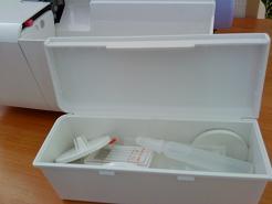 Коробка для принадлежностей
