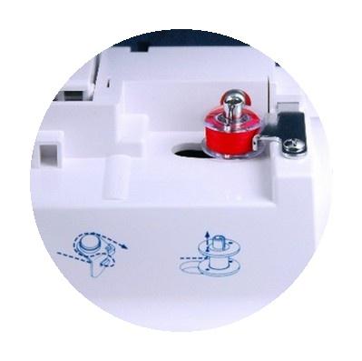 Автоматическая намотка на шпульку